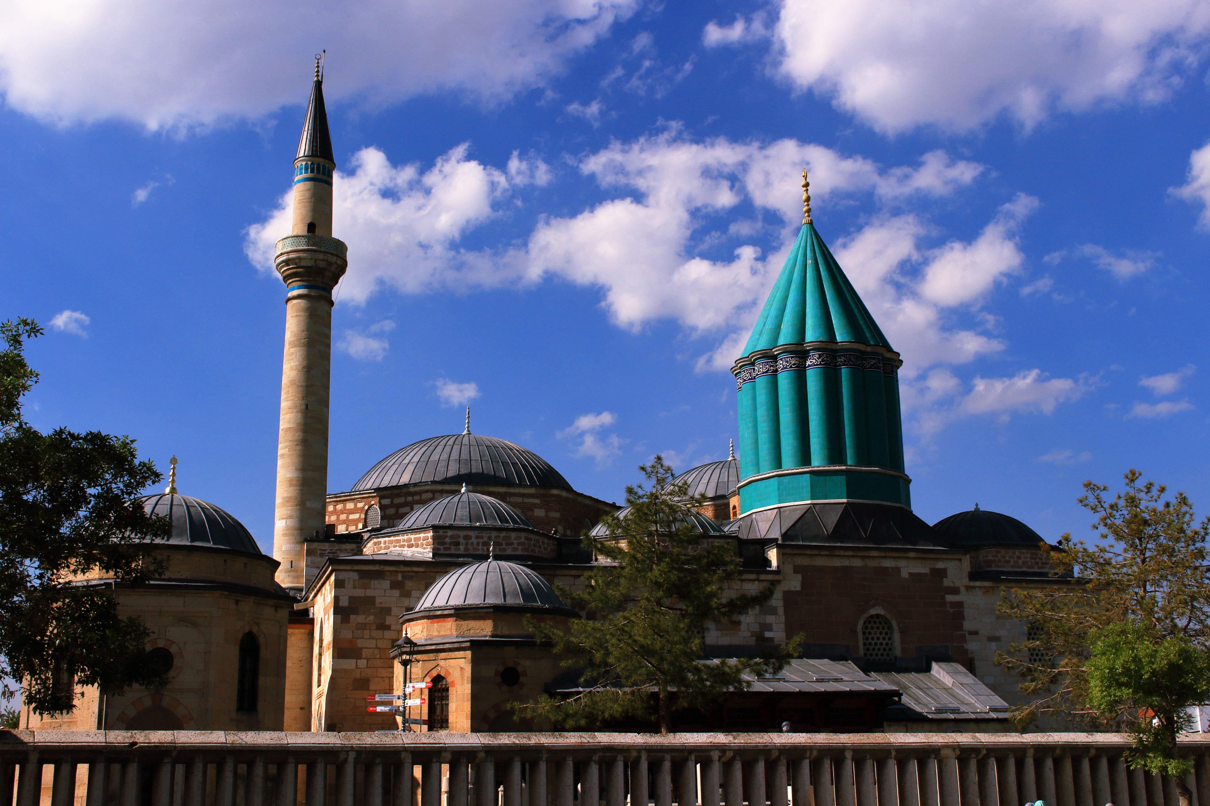 The City Of Konya The Art Of Wayfaring
