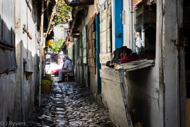 City of Çorum Eskiciler Sokak