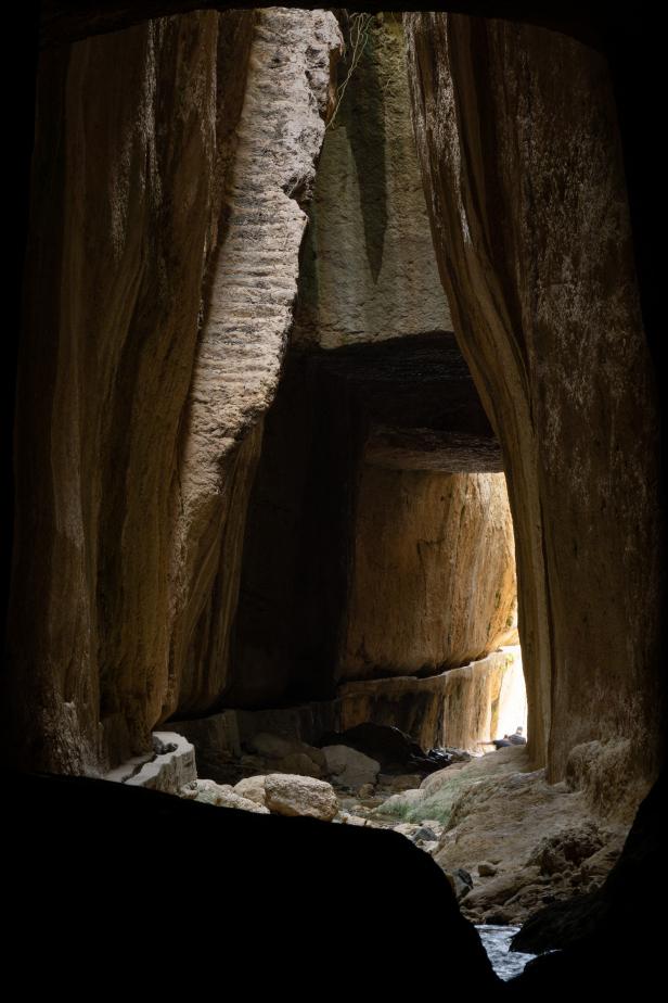 Hatay Antakya Vespasianus Titus Tunel
