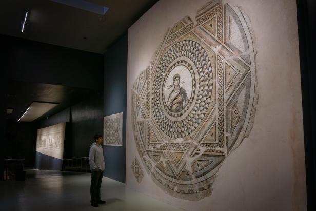 Hatay Antakya Mosaic Museum
