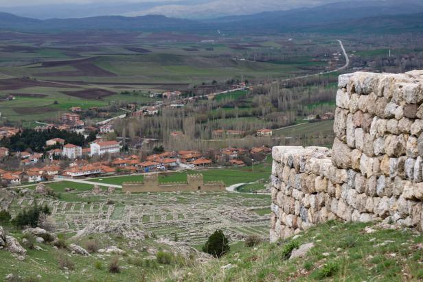 Hattusha Hattuşa Boğazkale