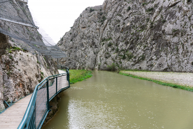 Çorum incesu Canyon