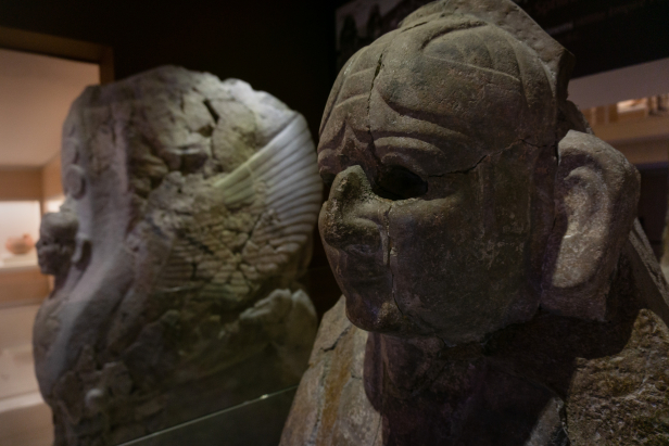 Boğazkale Museum Sphinxes