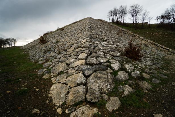 Yerkapı ramparts Hattusha
