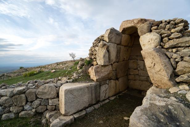 Çorum Hattusha UNESCO Yazılıkaya