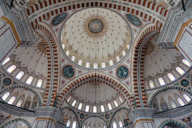 Fatih Mosque Dome Header Image