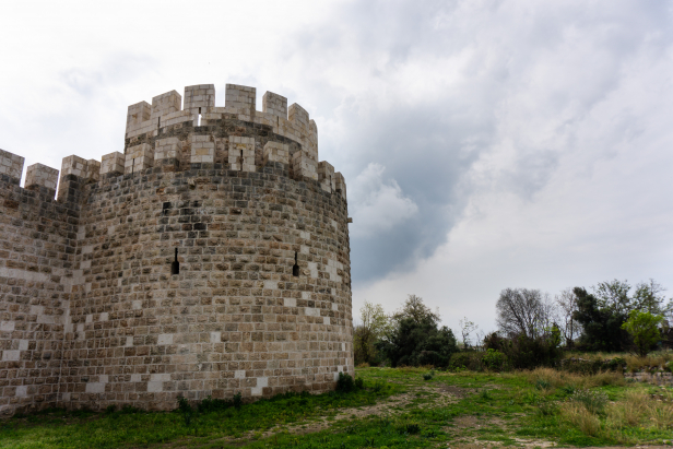Antakya Payas Castle Tower