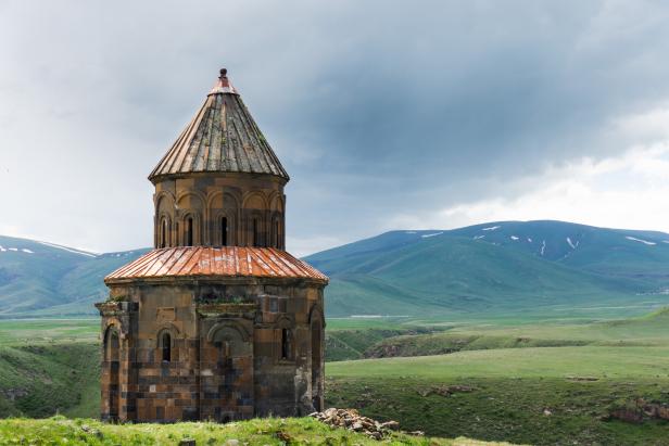 Kars Ani Ruins Abughamrents