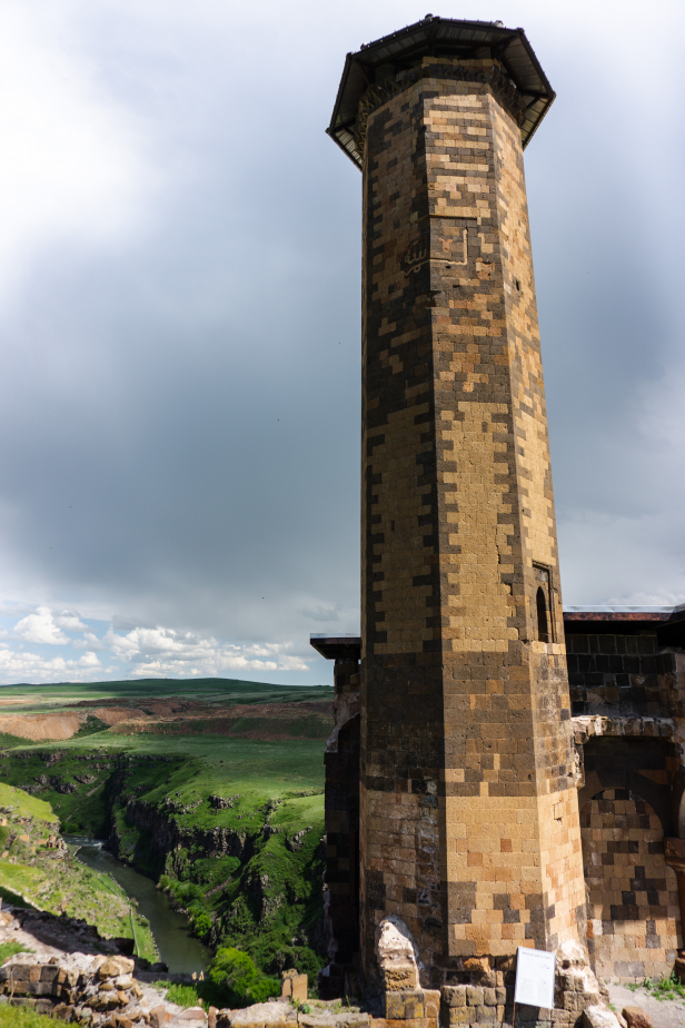 Müneçer Mosque Kars Ani