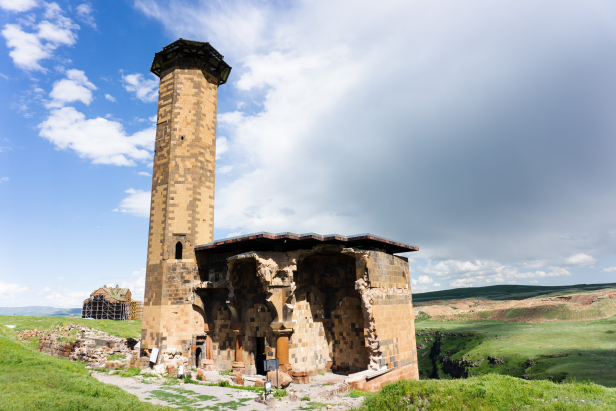 Müneçer Mosque Ruins