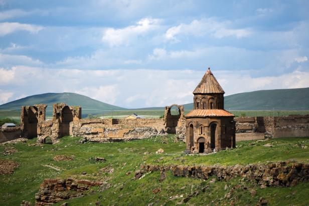 Ani Ruins Abughamrents