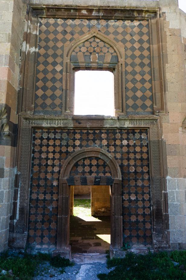 Ani Seljuk Palace Doorway