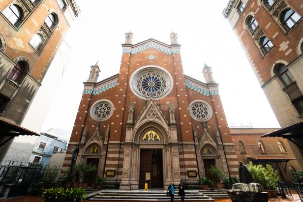Istiklal San Antoine Church