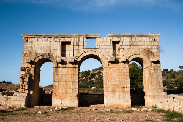 Patara Arch Ruins