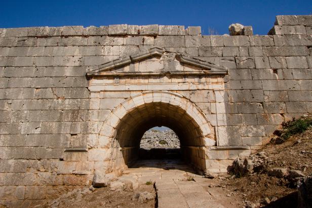 UNESCO Xanthos Letoon Theatre