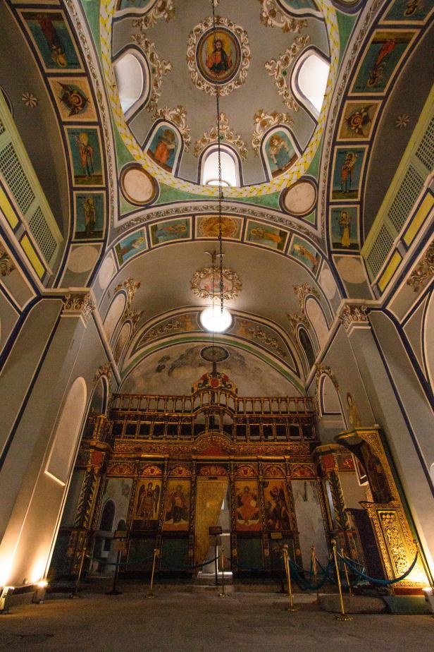 Church Sille Konya
