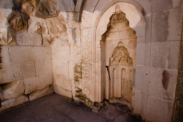 Sultanhanı Mimbar Aksaray
