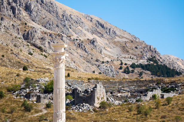 Sagalassos Ancient City Burdur