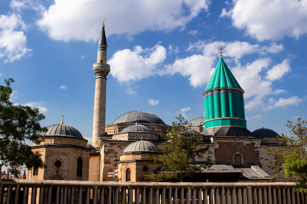 Tomb and Mausoleum of Mevlana Rumi