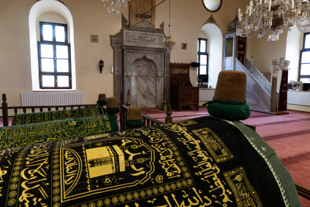 Afyonkarahisar Sufi Dervish