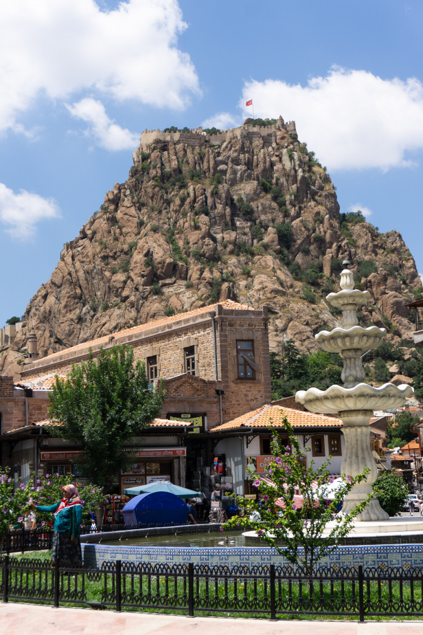 Afyonlarahisar Castle