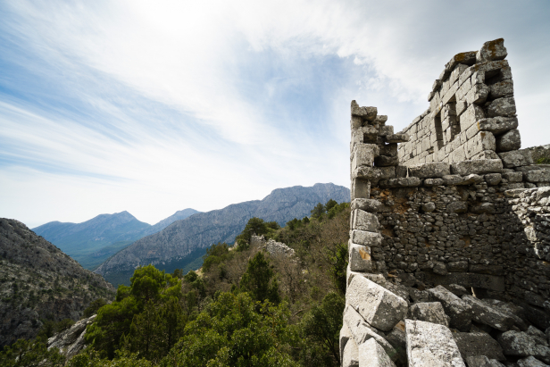 Termessos Ancient City
