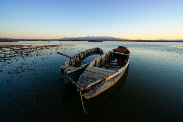 Eber Lake Boats