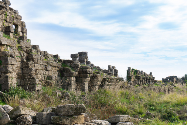 Side Antalya Wall