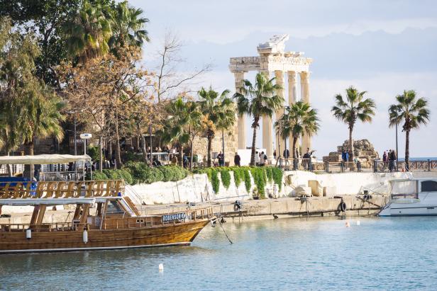 Side Mediterranean Boat Tour