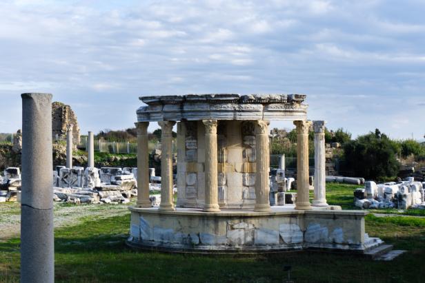 Antalya Side Agora
