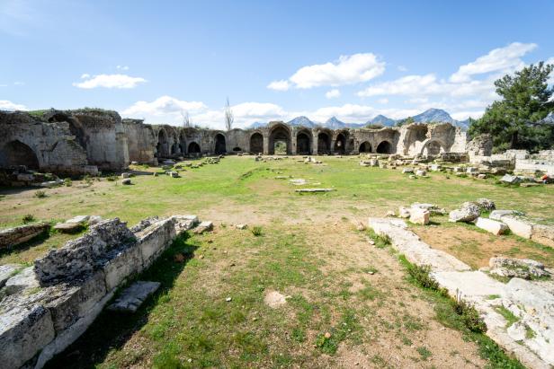 Evdirhan Antalya Caravan