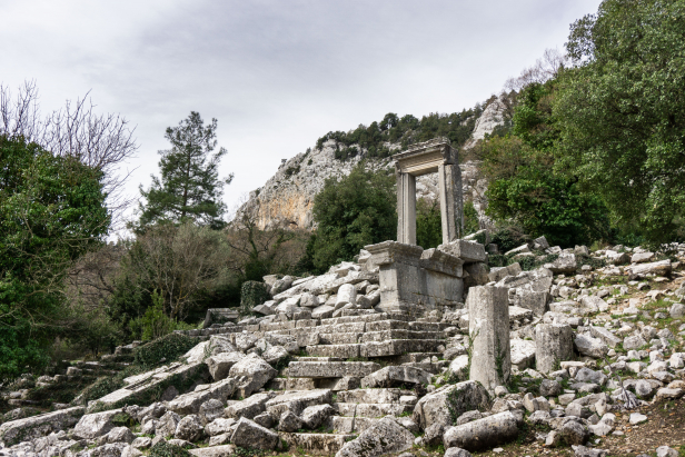 Termessos Ruined City