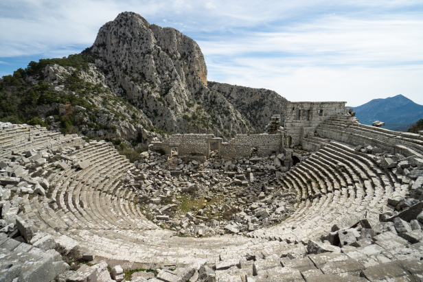 Termessos Ruined Theater
