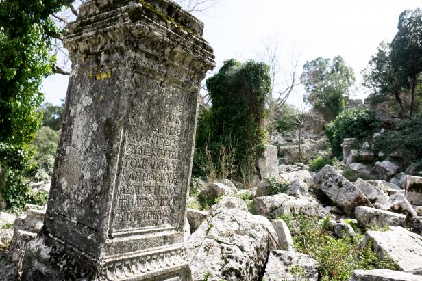 Termessos Colonnade