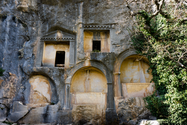 Termessos Rock Cut Tomb
