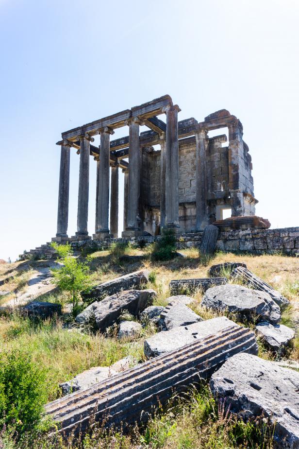 Temple of Zeus Aizanoi