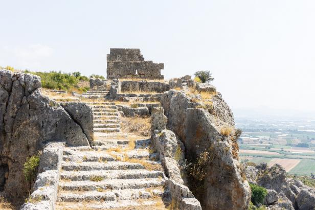 Sillyon Ruins Antalya