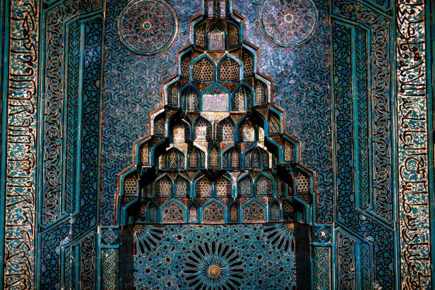 Eşrefoğlu Mosque Beyşehir