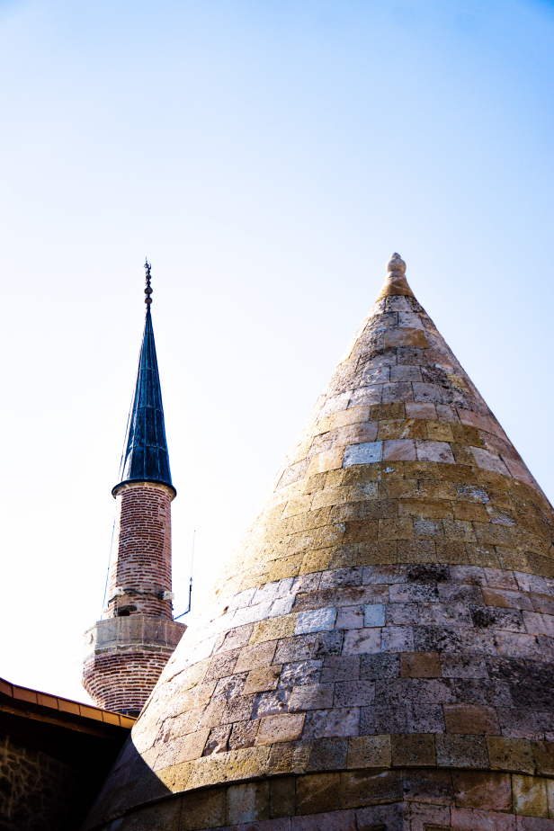 Beyşehir Eşrefoğlu Türbe