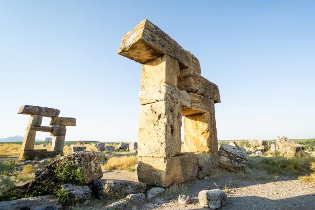 Blaundus Ruins Ulubey
