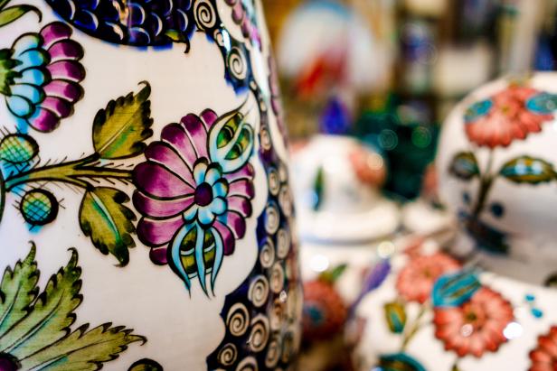 İznik Nicaea Pottery