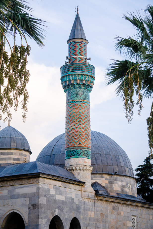 İznik Nicaea Green Mosque