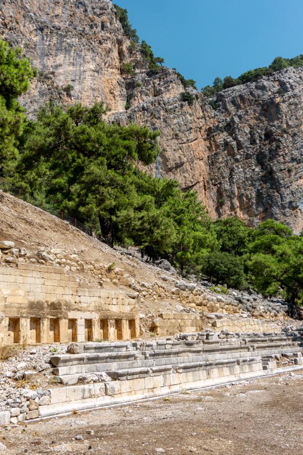Arykanda Ruins